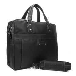 Pánská bussines taška Hexagona 784627 - černá