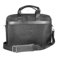 Pánská taška přes rameno Hexagona D72495 - černá