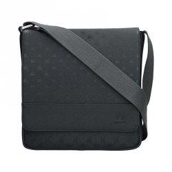 Pánská taška přes rameno Lerros Vern - šedo-černá
