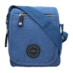 Pánská taška přes rameno New Rebels Jason - modrá
