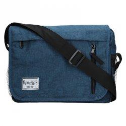 Pánská taška přes rameno New Rebels Rudolf - modrá
