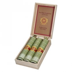 Pánské kapesníky v luxusní sadě ETEX Saturn - zelená