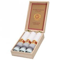 Pánské kapesníky v luxusní sadě ETEX Stig - bílá