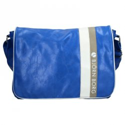 Retro taška přes rameno Bjorn Borg David - modrá