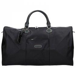 Unisex cestovní taška Hexagona Travel - černá