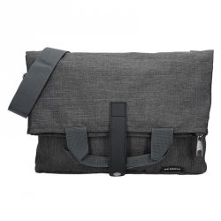 Unisex taška přes rameno Enrico Benetti Amos - šedo-černá
