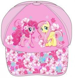 E plus M Dívčí kšiltovka My Little Pony - růžová, 54 cm