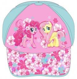E plus M Dívčí kšiltovka My Little Pony - růžovo-tyrkysová, 52 cm
