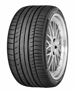 CONTINENTAL ContiSportContact 5 FR 245/45 R18 96W