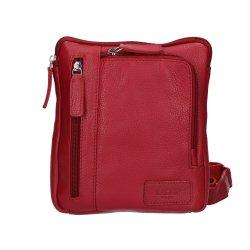 Dámská crossbody kabelka Lagen Marion - červená