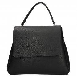 Dámská kožená kabelka Facebag Ditta - černá