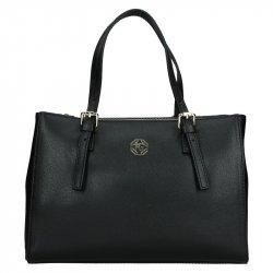 Dámská kožená kabelka Marina Galanti Giulia - černá