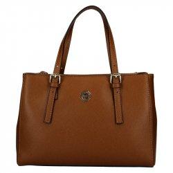 Dámská kožená kabelka Marina Galanti Giulia - hnědá