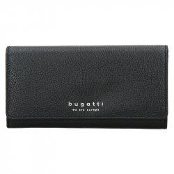 Dámská kožená peněženka Bugatti Enke - černá