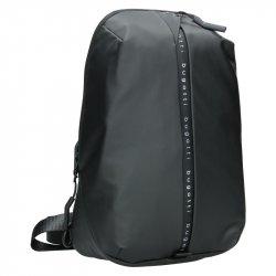 Jednopopruhový batoh Bugatti Madrid - černá